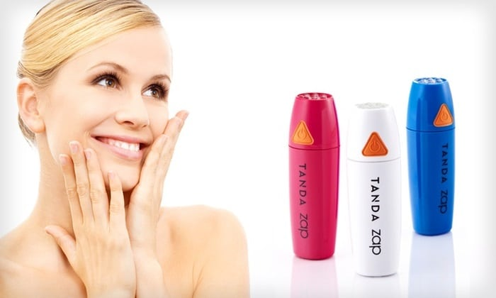 Tanda acne clearing device